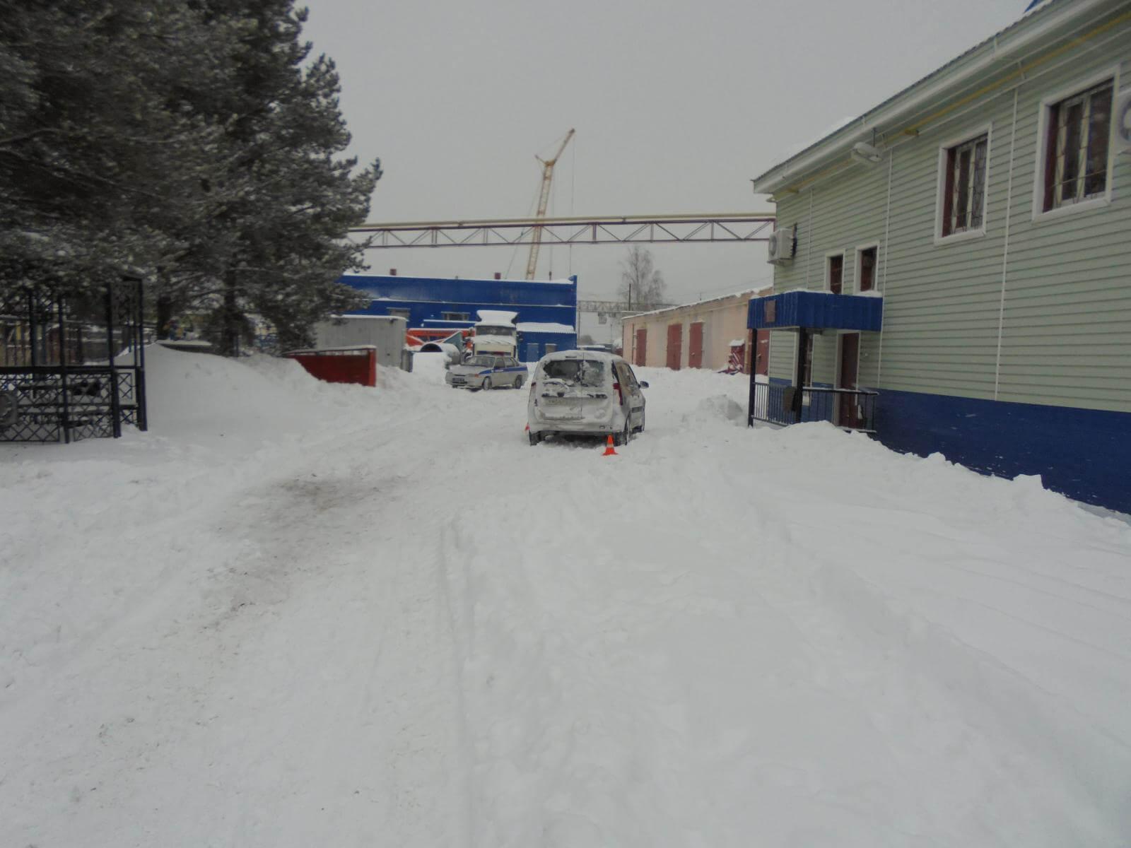 13 января на дорогах Тверской области в 5 ДТП пострадали 5 человек