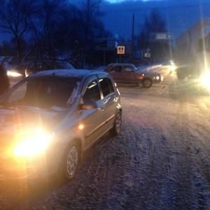 фото 14 января в 2 ДТП на дорогах области пострадали 2 человека