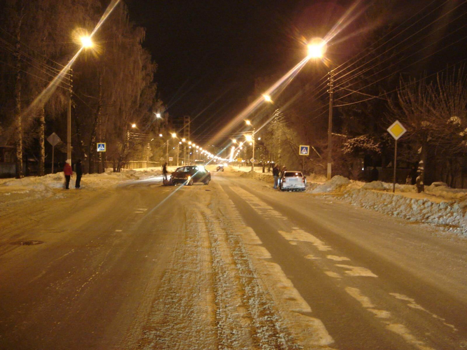 На дорогах области в 4 ДТП пострадали 9 человек