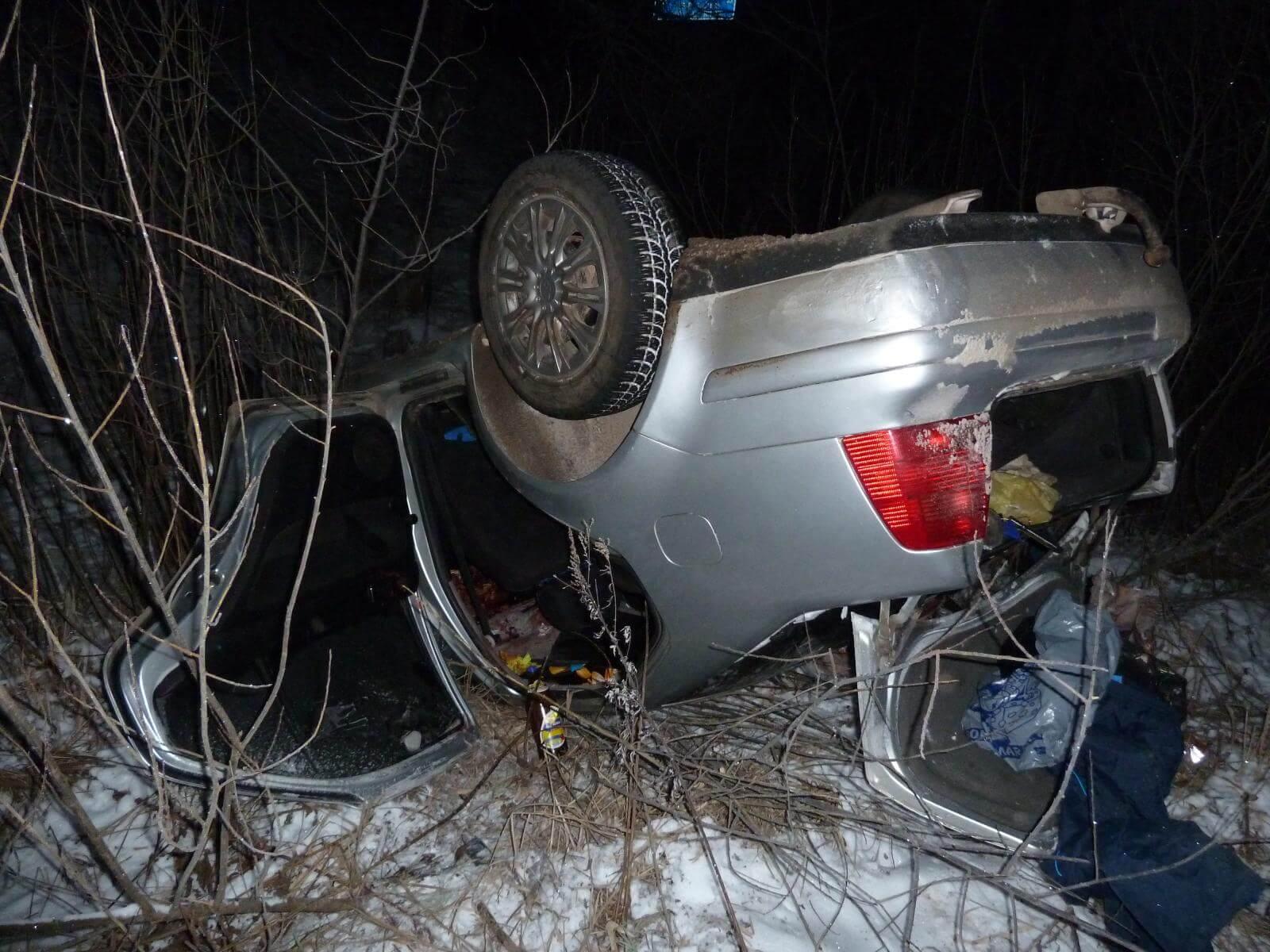 За два дня в ДТП в Тверской области пострадали 9 человек