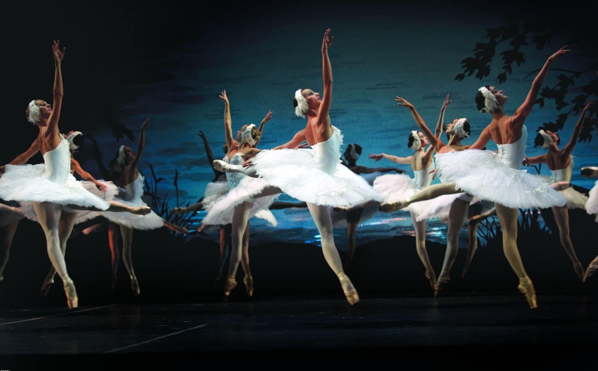 Тверичам покажут главные шедевры балетной классики