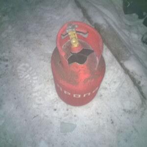 фото По факту взрыва газового балона в Кашинском районе проводится доследственная проверка