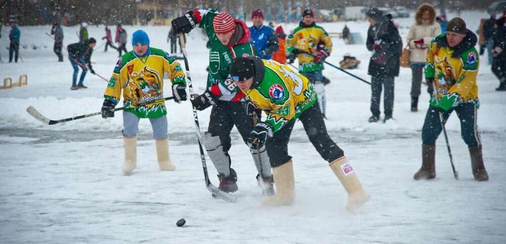 В Твери пройдет турнир по хоккею под открытым небом