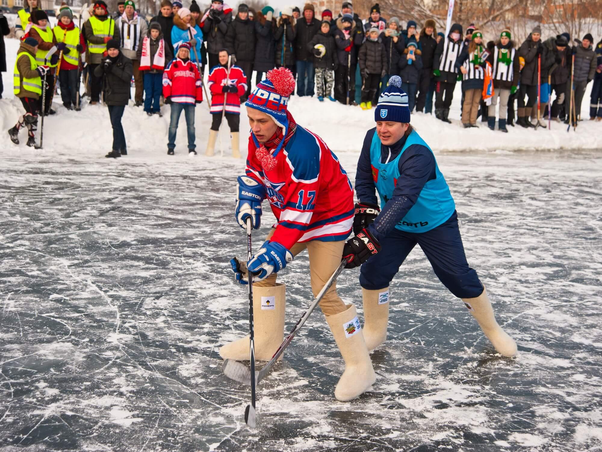 """Турнир """"Хоккей на Волге"""" собрал более 70 любительских команд"""