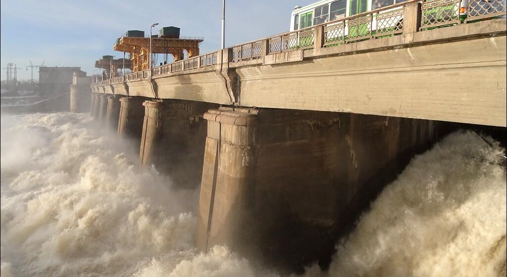 В интернете идет сбор подписей за капитальный ремонт плотины на Иваньковском водохранилище