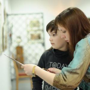 фото В Тверской картинной галерее проводятся культурные квест-игры для детей