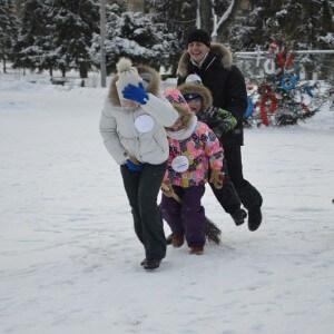 """фото В Твери прошел спортивный семейный праздник """"Мама, папа, я - физкультурная семья"""""""