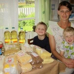 """фото Благотворительный фонд """"Константа"""" запустил краудфандинг-проект """"Помощь семьям"""""""