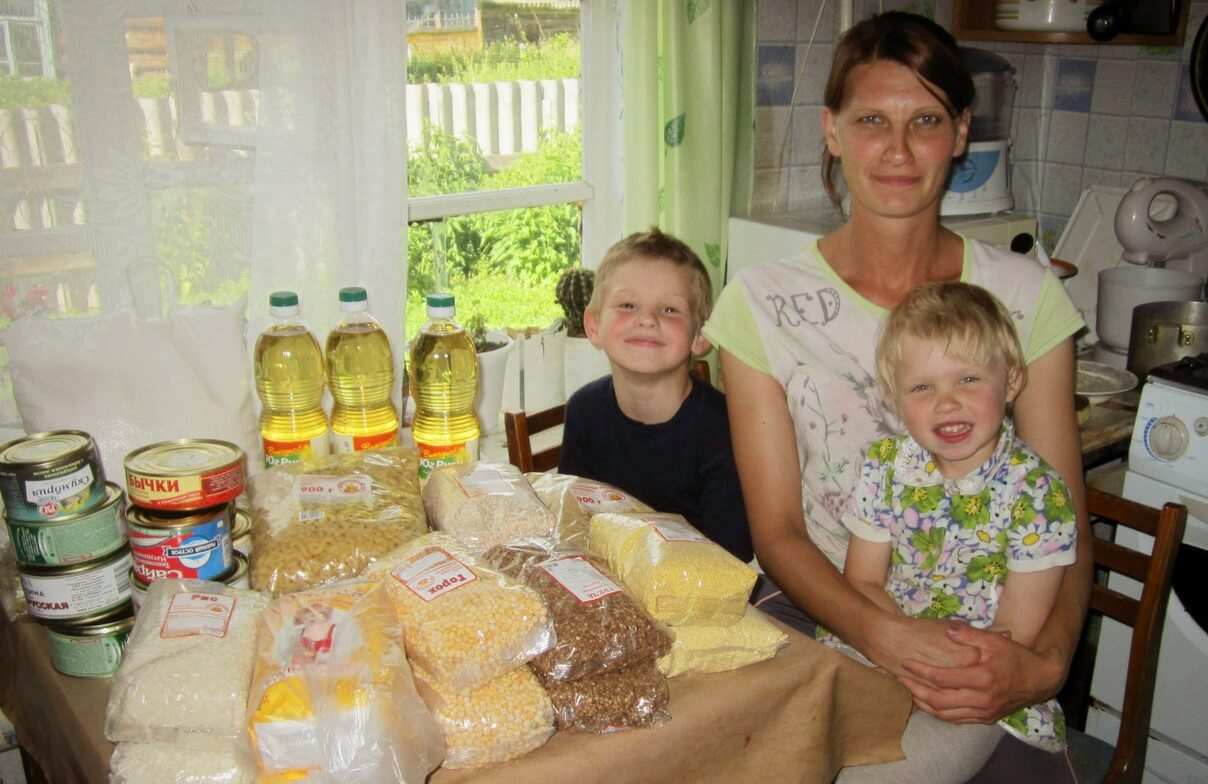 """Благотворительный фонд """"Константа"""" запустил краудфандинг-проект """"Помощь семьям"""""""