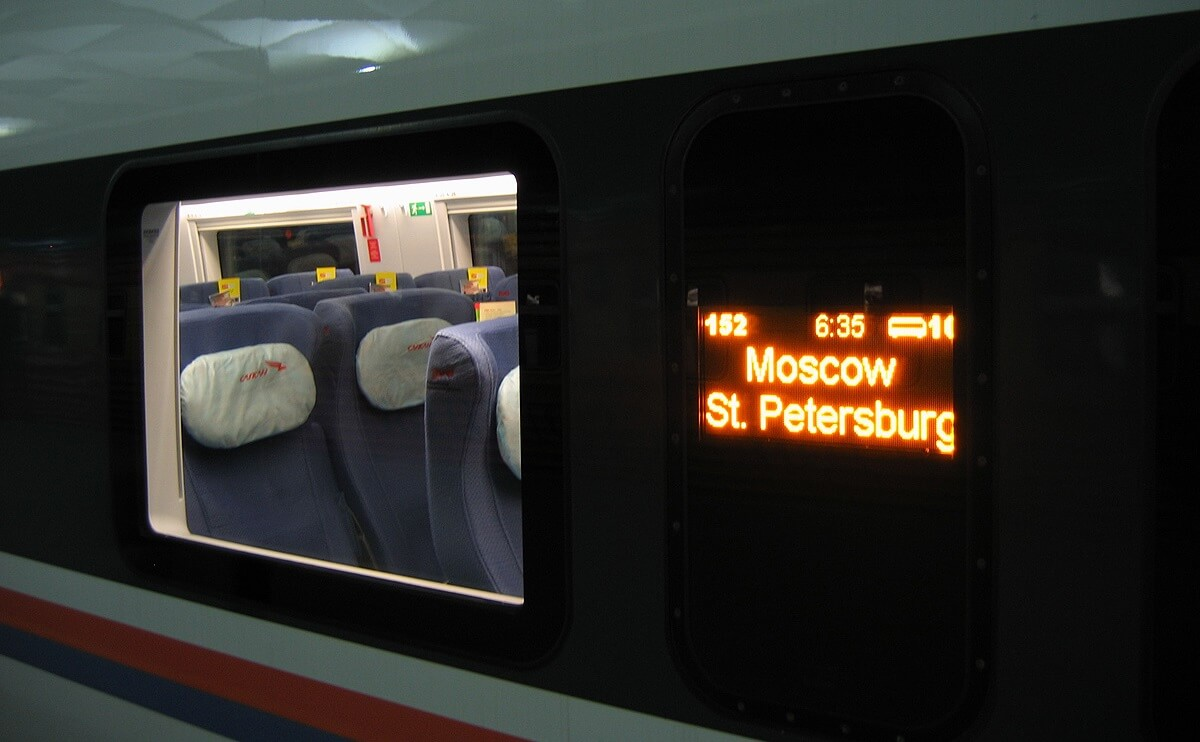 Пассажирам поездов «Сапсан» доступны билеты по цене от 999 рублей