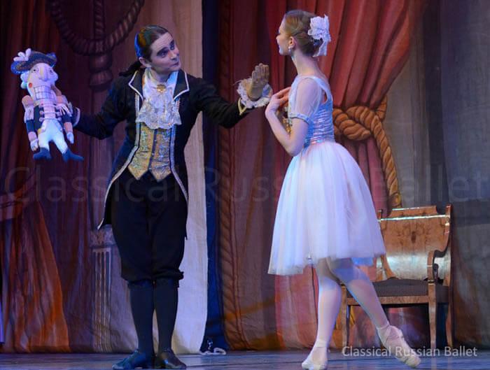 """В Твери представят балет """"Щелкунчик"""""""