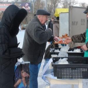 фото С начала 2016 года на территории Твери и области прошло 75 ярмарок выходного дня