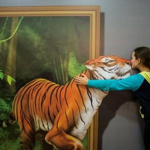 фото В Твери пройдет выставка 3D-иллюзий
