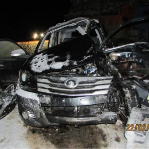 фото За 3 дня в 10 ДТП на территории Тверской области пострадали 23 человека