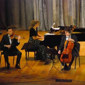 """фото Тверская филармония приглашает на концерт Трио """"Элегия"""""""