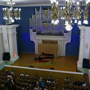 """фото Тверская филармония приглашает на """"Вечер органной музыки"""""""