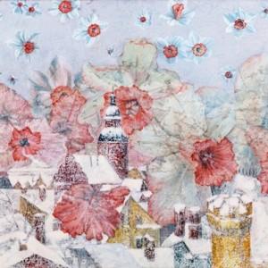 фото В Твери откроется выставка произведений Никаса Сафронова