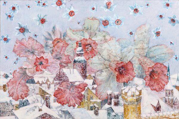 В Твери откроется выставка произведений Никаса Сафронова