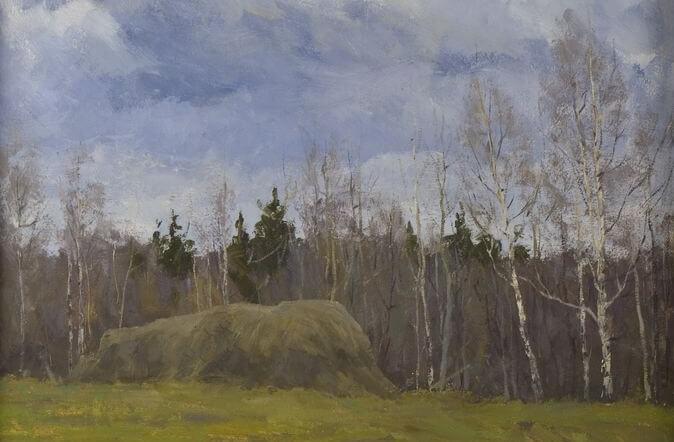 В Тверской картинной галерее пройдет выставка произведений Народного художника России В.Ф. Шумилова