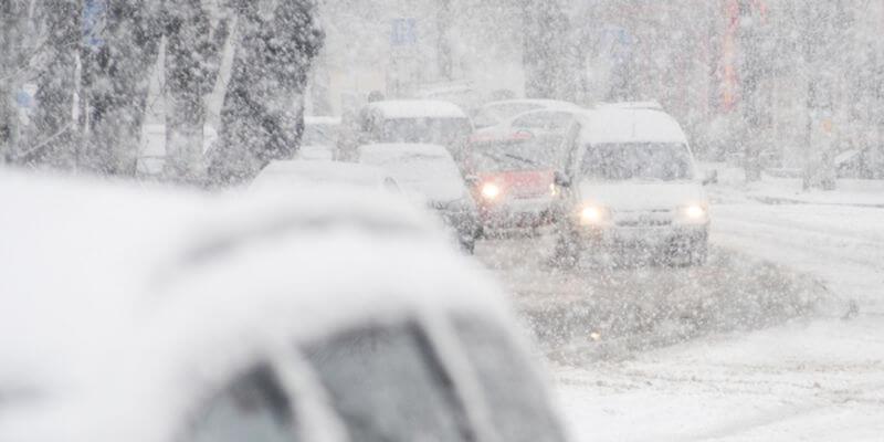 В Тверской области ожидаются сильные снегопады