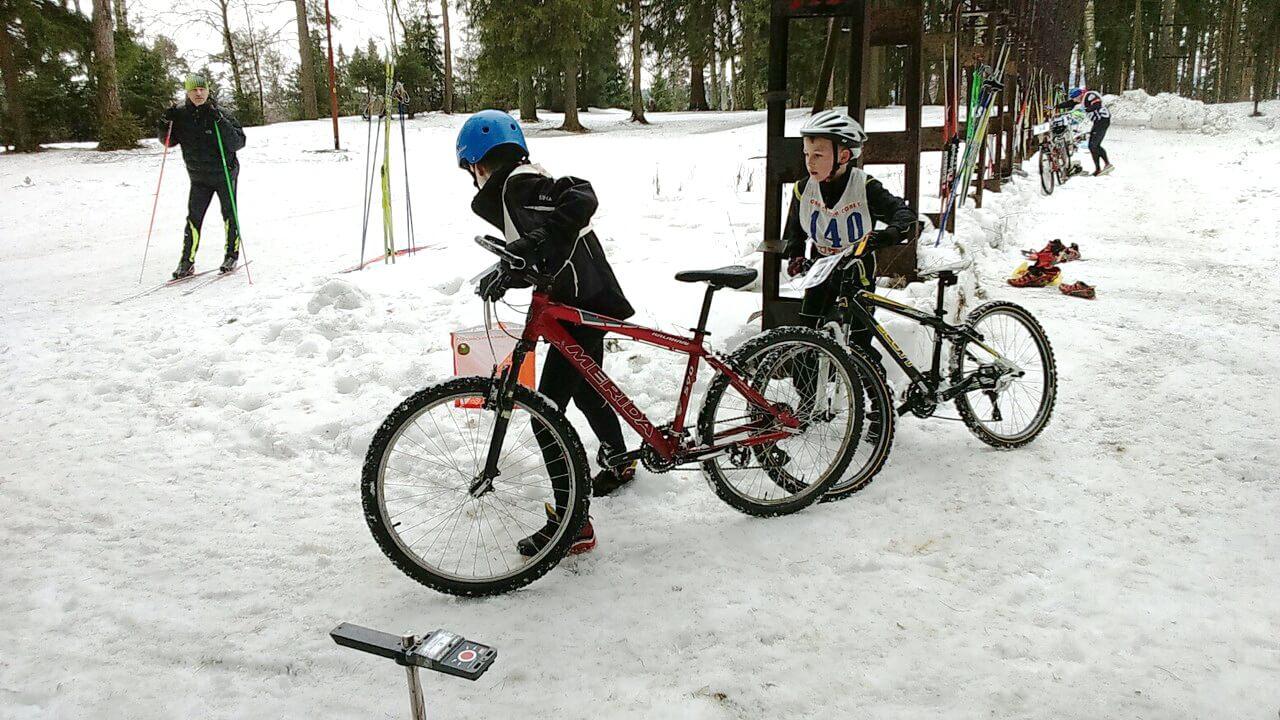 В деревне Чуприяновка пройдет зимний триатлон