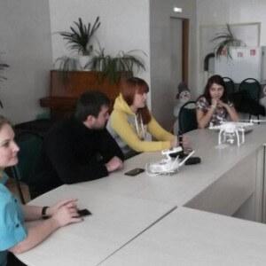 """фото В Старицком ДК прошла выездная лекция от волонтеров поискового отряда """"Сова"""""""