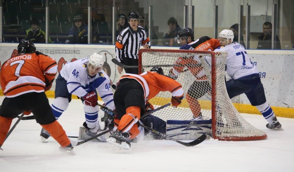 ТХК стал победителем регулярного чемпионата ВХЛ после победы над ангарским Ермаком