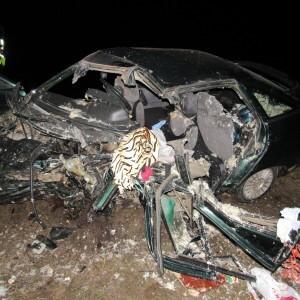 фото За 4 дня в 9 ДТП на дорогах Тверской области 3 человека погибли и 9 человек получили травмы, в том числе ребенок
