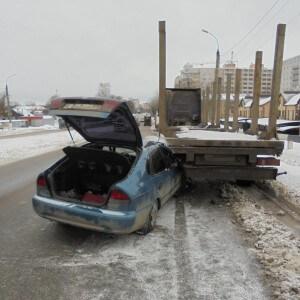 фото За день на территории Тверской области в 3 ДТП пострадали 4 человека