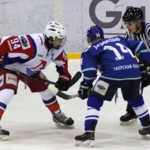 """фото """"Тверичи"""" провели первый матч плей-офф"""