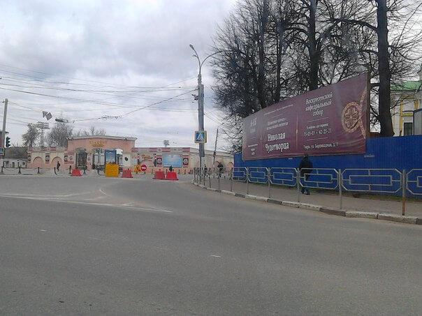 """В Твери перекрыли для движения """"Старый"""" мост"""