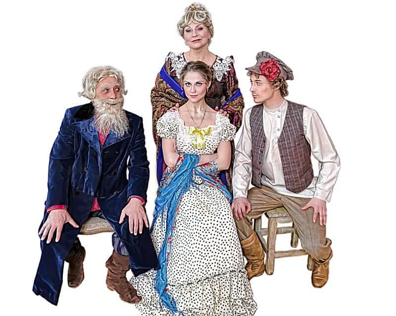 3 дня осталось до зажигательной народной премьеры в Театре драмы