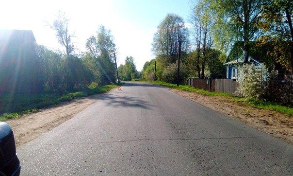 На дороге в Старицком районе пострадала 15-летняя девочка