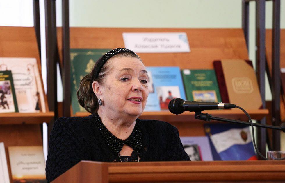 Тверской театр драмы приглашает на юбилейный вечер Наины Хониной