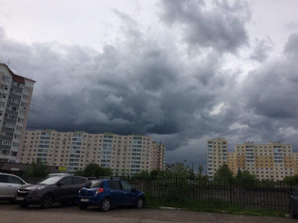 В Твери и в отдельных районах области объявлено экстренное предупреждение