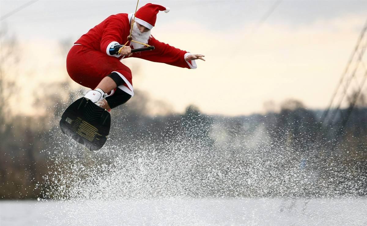 В День города в Твери развернется летняя резиденция Деда Мороза