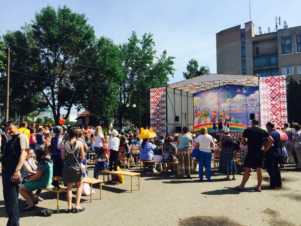 Наряду с Ржевом 25 июня свои праздники отметили еще несколько городов Тверской области