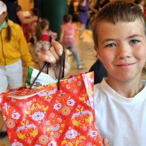 фото Лихославльские волонтеры проведут праздник для детей из опекунских семей города