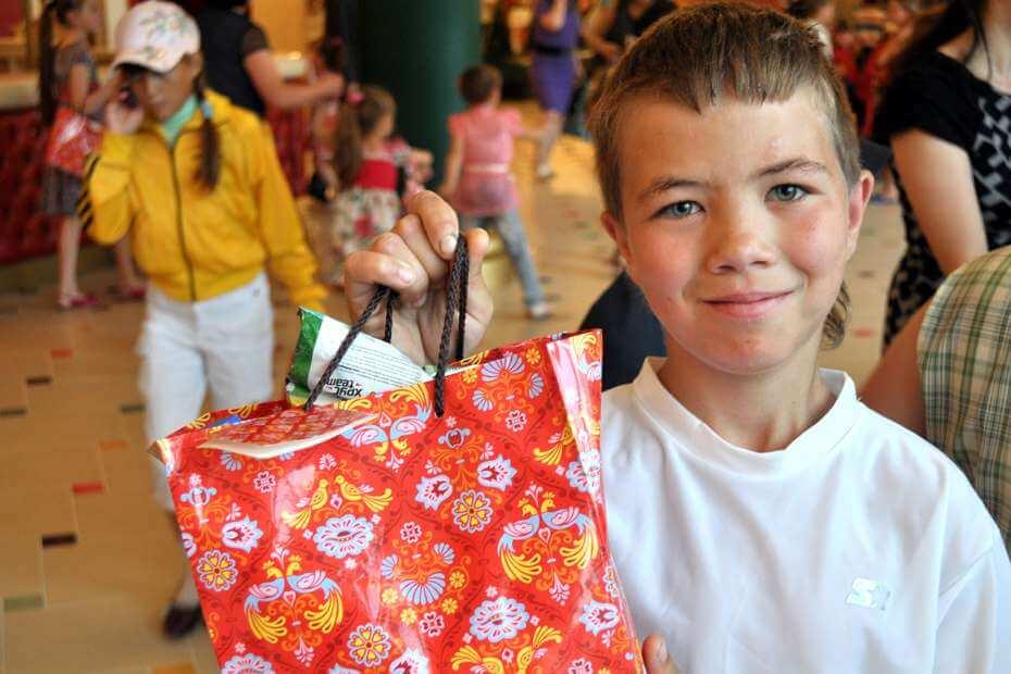 Лихославльские волонтеры проведут праздник для детей из опекунских семей города