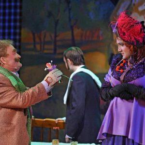 фото Тверской театр драмы отправляется в гастрольный тур по области