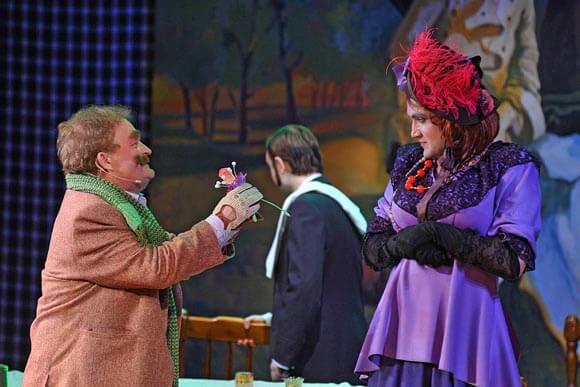 Тверской театр драмы отправляется в гастрольный тур по области