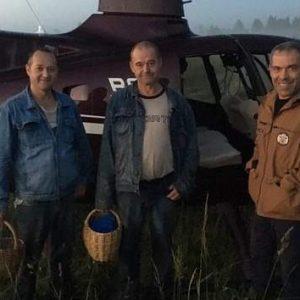 фото В Конаковском районе разыскали грибников, заблудившихся в лесу