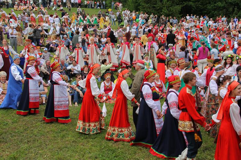 """В Торжокском районе пройдет традиционный праздник """"Троицкие гуляния"""""""