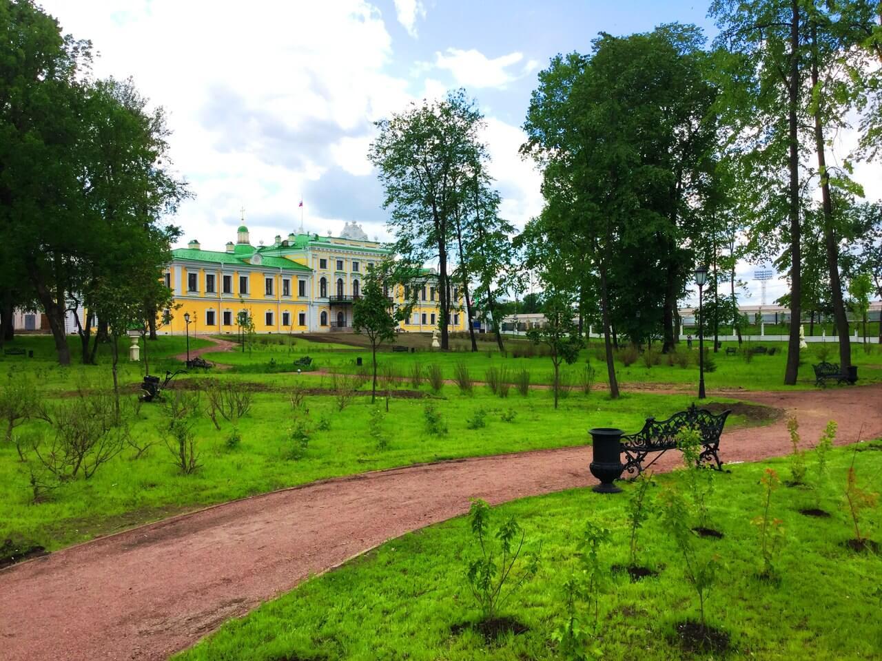 Тверской императорский дворец приглашает на экскурсию