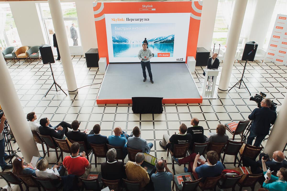 Первая в России сеть LTE-450 появилась в Тверской области