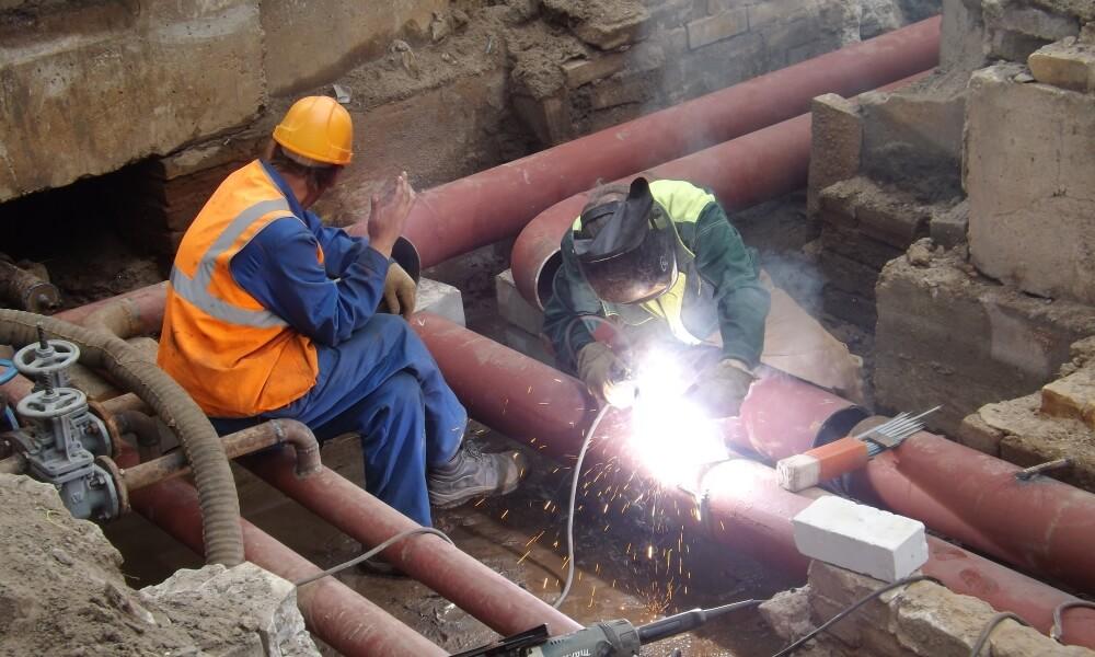 """МУП """"Сахарово"""" проводит капитальный ремонт тепловых сетей и модернизацию муниципальных котельных на своих участках"""