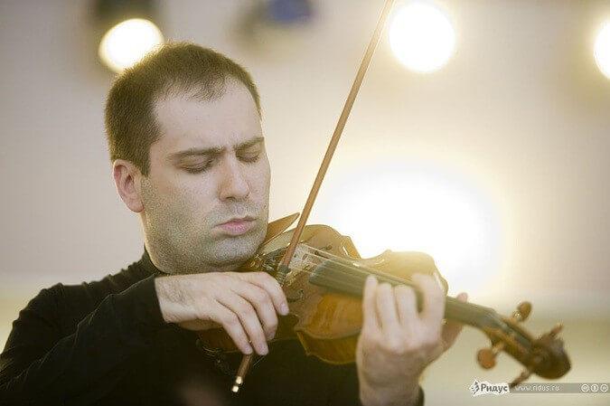 Скрипач-виртуоз Дмитрий Коган сыграет концерт в память о первом полете женщины в космос