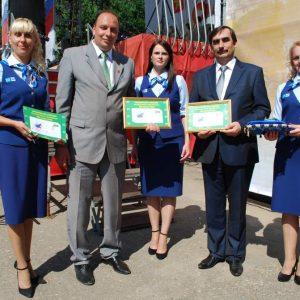 фото В Ржеве состоялось спецгашение марки в честь 800-летия города