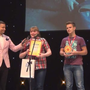 фото Детская телестудия «Метроном» стала победителем фестиваля Национальной Ассоциации Телерадиовещателей
