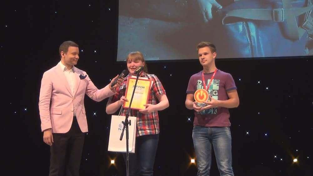 Детская телестудия «Метроном» стала победителем фестиваля Национальной Ассоциации Телерадиовещателей